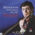 ベートーヴェン:ヴァイオリン・ソナタ「春」「クロイツェル」