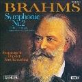 UHQCD DENON Classics BEST ブラームス:交響曲第2番 悲劇的序曲