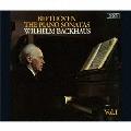 ベートーヴェン:ピアノ・ソナタ全集Vol.1 [SACD[SHM仕様]]<初回生産限定盤>