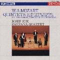 モーツァルト:弦楽五重奏曲 第2番 ハ短調K406 & 第6番 変ホ長調K614<限定盤>