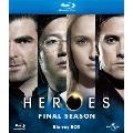 HEROES ファイナル・シーズン ブルーレイBOX
