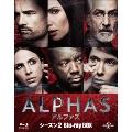 ALPHAS/アルファズ シーズン2 Blu-ray-BOX