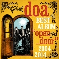 """doa BEST ALBUM """"open_door"""" 2004-2014<通常盤>"""
