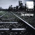 The wrong way<通常盤>