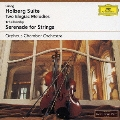 グリーグ:ホルベルク組曲/2つの悲しき旋律 チャイコフスキー:弦楽セレナード