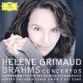 ブラームス:ピアノ協奏曲第1番&第2番 SHM-CD