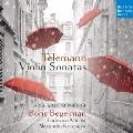 テレマン:ヴァイオリン・ソナタ集(7曲) 無伴奏ファンタジア第9番