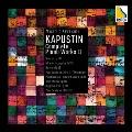 <カプースチンピアノ作品全曲録音II>ピアノ・ソナタ第19番、ピアニスト・イン・ジョパディ 他