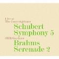 シューベルト: 交響曲第5番 変ロ長調 D.485、ブラームス: セレナード第2番 イ長調 Op.16