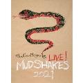 ザ・クロマニヨンズ ライブ! MUD SHAKES 2021 [2DVD+特製リストバンド+特製缶バッジ2種+特製ピック(メンバー使用同型モデル)2種]<初回生産限定盤>