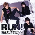 RUN! [CD+DVD]