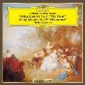モーツァルト:弦楽四重奏曲第17番≪狩≫ 弦楽四重奏曲第19番≪不協和音≫