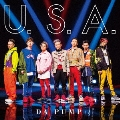U.S.A. [CD+DVD]<初回生産限定盤A>