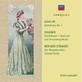 マーラー: 交響曲第1番/R.シュトラウス、ワーグナー: 管弦楽曲