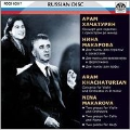 Khachaturian: Violin Concerto; N.Makarova: 2 Pieces for Violin & Orchestra, etc