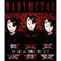 BABYMETAL [CD+DVD]<初回生産限定盤/BABYMETAL WORLD TOUR 2014限定ステッカー・ジャケット仕様>