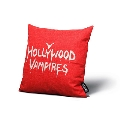 Hollywood Vampires RED Print Cushion