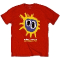 "Primal Scream ""Screamadelica"" T-shirt RED/Lサイズ"