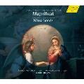 C.P.E.Bach: Magnificat; J.L.Bach: Missa Brevis