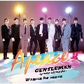 GENTLEMAN -party all night- / Wanna be more [CD+DVD]<初回限定盤>