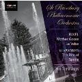 Stravinsky: Rite of Spring; Ravel: Ma Mere l'Oye, La Valse<限定盤>