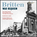 "Britten: War Requiem; Penderecki: Threnody to the Victims of Hiroshima; Berg:  Violin Concerto ""To the Memory of an Angel"""