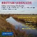 British Serenade - Solos with String Orchestra