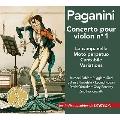 パガニーニ: ヴァイオリン協奏曲第1番