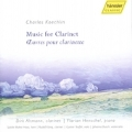 Koechlin:Works For Clarinet:Clarinet Sonata No.1/No.2/etc:D.Altmann