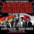 MODERN WARFARE 2011 mixed by YARD BEAT