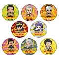 ゴールデンカムイ × TOWER RECORDS トレーディング缶バッジ 全8種