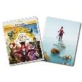 アリス・イン・ワンダーランド/時間の旅 MovieNEXプラス3D スチールブック [2Blu-ray Disc+DVD]<数量限定版>
