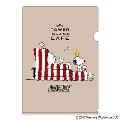 スヌーピー × TOWER RECORDS CAFE A4クリアファイル