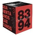 Quarenta Anos Caetanos 83-94