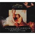 アルビカストロ:4声の協奏曲集 Op.7(全12曲)