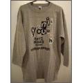 BOREDOMS×Sonic Youth コラボ ホッケー T-shirt XLサイズ