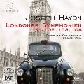 ハイドン: ロンドン交響曲集10~12 [SACD Hybrid+CD]
