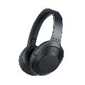 SONY ワイヤレス ノイズキャンセリングヘッドホン MDR-1000X(ハイレゾ切替)/ブラック