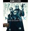 マトリックス リローデッド 日本語吹替音声追加収録版<4K ULTRA HD&HDデジタル・リマスター ブルーレイ> [4K Ultra HD Blu-ray Disc+2Blu-ray Disc]
