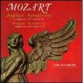 モーツァルト: 交響曲第38番「プラハ」、第41番「ジュピター」