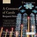 キャロルの祭典~ブリテン: 合唱作品集 Vol.2<日本限定特別限定盤>
