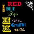 KIND OF BLUE/RED STRIPES HK CM Songs Graffiti 96-04(@TOWER.JP限定販売)