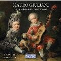 Mauro Giuliani: Opere solistiche per voce e chitarra