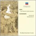 Berg: 4 Pieces For Clarinet & Piano Op.5; Schoenberg: Suite Op.29, etc