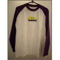 BOREDOMS 2007 Long Sleeve T-shirt Purple/Sサイズ