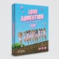Love Adventure: 2nd Single (全メンバーサイン入りCD)<限定盤>
