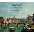 ペルティ: フェルディナンド・ディ・メディチのための「3つのグランド・モテット集」 (1704-06)
