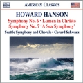 Howard Hanson: Symphonies No.6, No.7, etc