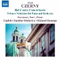 Carl Czerny: Bel Canto Concertante - Virtuoso Variations for Piano and Orchestra
