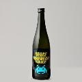 ゲームレジェンズ酒シリーズ インベーダー カニ(純米大吟醸)
